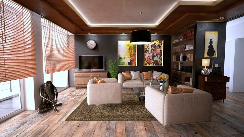 colori pantone 2019 per l'interior design arancio
