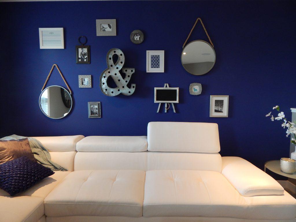 colori pantone 2019 per l'interior design blu
