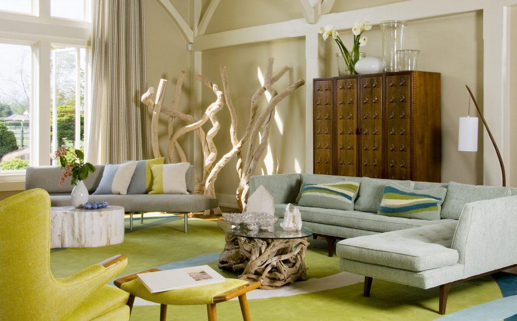 colori pantone 2019 per l'interior design giallo