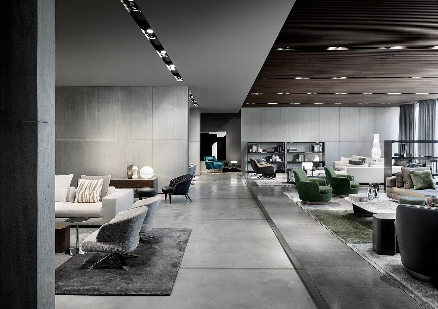 progettare uno showroom